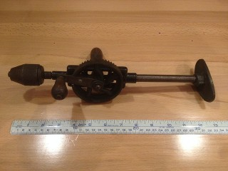 long wood drill germany
